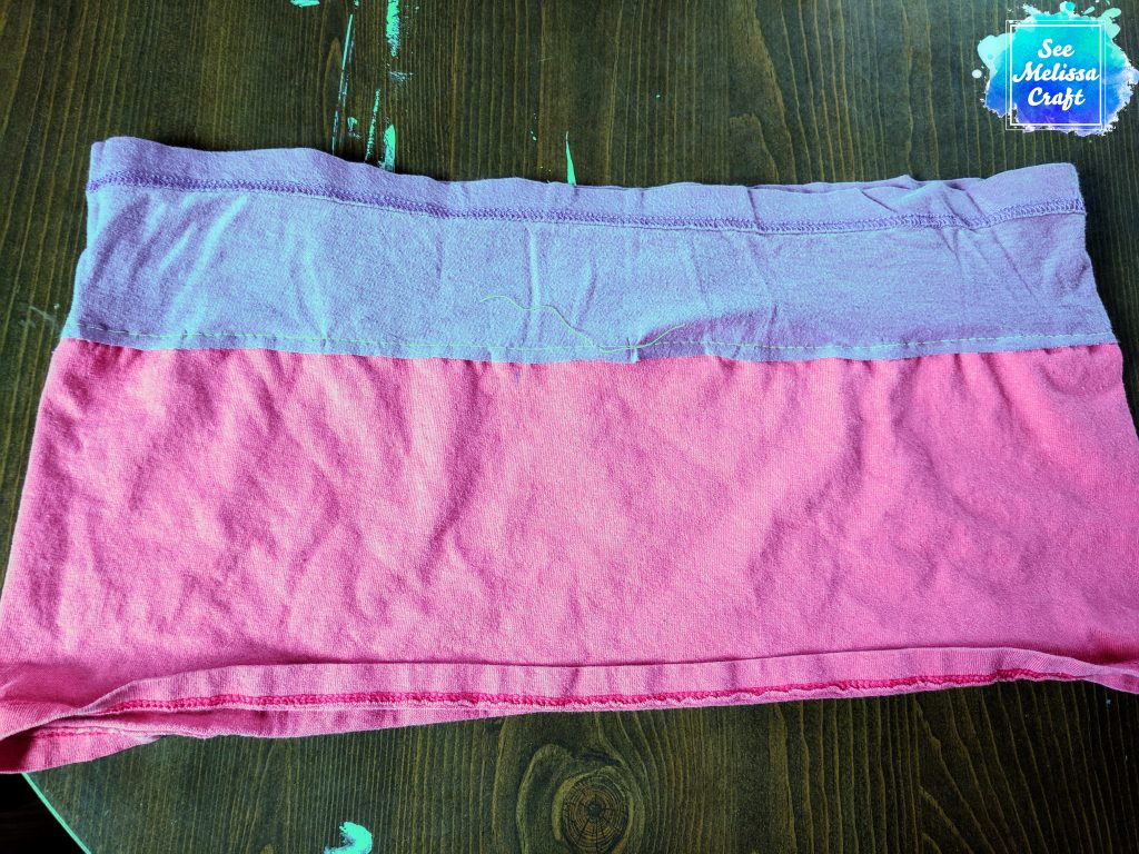 Second layer basted to base layer