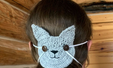 Cat Mask Mate Free Crochet Pattern